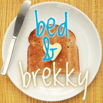 bed and brekky