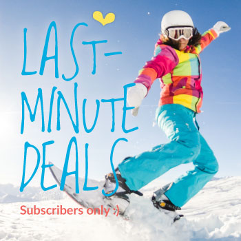 Last minute deals, subscribers only ;)