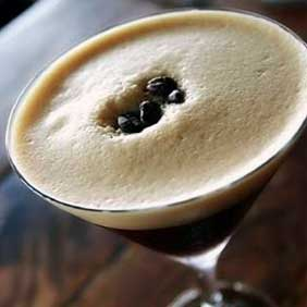 Espresso Martinis and more