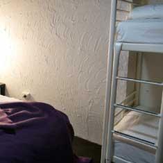 King Bed (split) comfy bunk beds