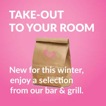 click here for restaurant take-out special offer